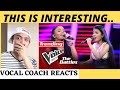 Sahangi Hansanjali v Siyumini Opayangi | Sikuruliya Vocal Coach Reaction, The Voice Teens Sri Lanka