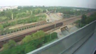 Beijing - Shanghai on CRH3 High-Speed-Train