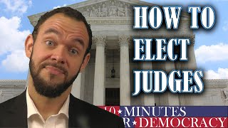 How To Vote For Judges - California Voters Guide