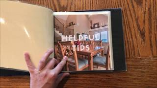 Welcome Book for My Short Term Rental / AirBnB / HomeAway Vacation Homes