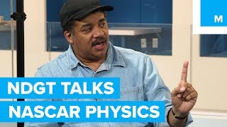 Neil deGrasse Tyson on the Science Behind NASCAR - dooclip.me