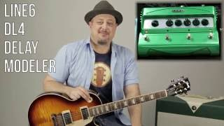 Guitar Effects - Delay Pedals - Line6 DL4 Delay Modeler - Marty's Gear Thursday