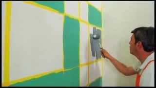 Pinta tu pared con un diseño original