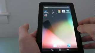 Amazon Kindle Fire with Android 4.1 Jelly Bean