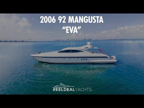 Mangusta 92 video