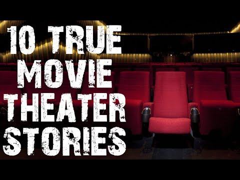 Download 3 Creepy Real Movie Theater Horror Stories Video 3GP Mp4