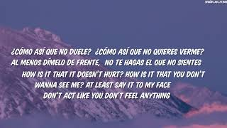 Lali Cómo Así Ft CNCO English Lyrics Translation (Letra)