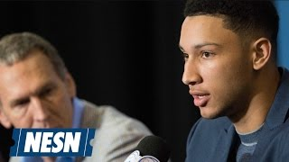 Ben Simmons Will Not Play This Season