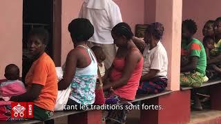 Reportage en Centrafrique sur la route de N'Gouma