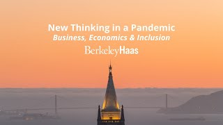 New Thinking in a Pandemic - Business, Equity & Inclusion | Dean Ann Harrison & Prof. Hilary Hoynes