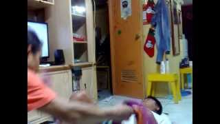 Conditiong And Relaxing Massage For KAPAMILYA RUN 21 Kilometers
