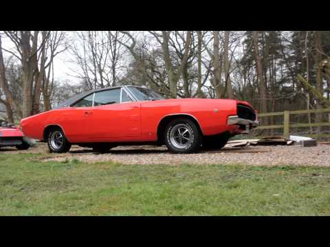 Autocar uncut: 1968 Dodge Charger long-term test car - transmission test