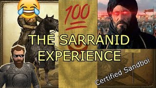 The Mount and Blade Sarranid Experience