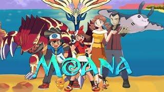Pokémon Moana - I Am Moana (Song Of The Ancestors)