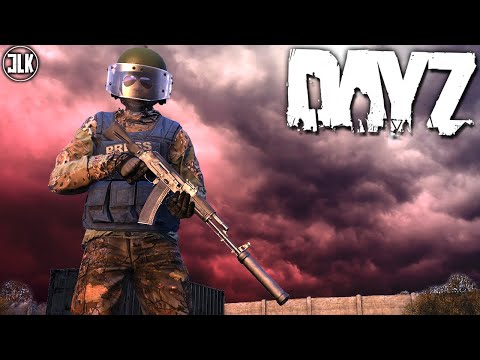 The WARZONE of DayZ 1.04