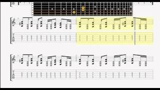 Arch Enemy   Pilgrim GUITAR 1 TABLATURE