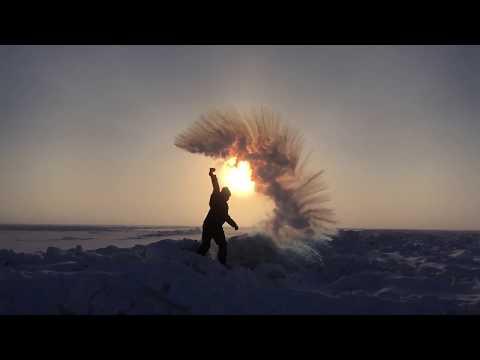 Марк Бабатунде открыл YouTube-канал «Самый северный африканец в мире»