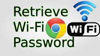 How to Retrieve Lost/Forgotten Wi-Fi Passwords (Windows 7/Vista)