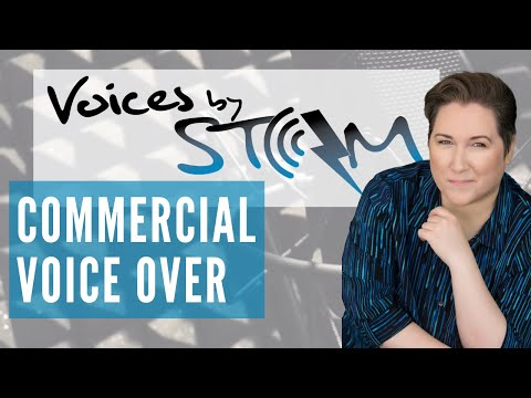 Commercial Voiceover Demo - Storm Watters