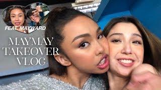 Maymay's FIRST VLOG EVER (Ako yung naging guest hahaha)