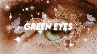 『 get light green eyes (FAST) ༄ starry affirmations