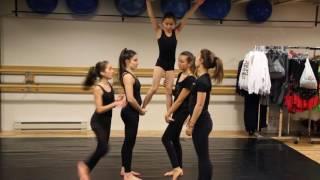 Cours de jazz acrobatique