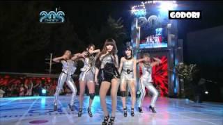 100826 포미닛 - 현아 Change + Hot Issue + Huh (4minute) [HD]