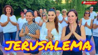 Jerusalema || Master KG || DANCE CHALLENGE || flashmob | Ballo| Choreo | line dance| Baile en linea