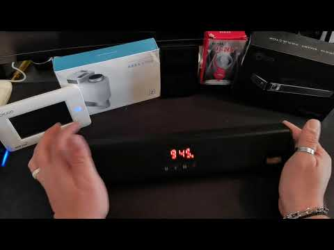 , title : 'Blitzwolf® BW-SDB0 10W 1200mAH Mini Smart Bluetooth Soundbar Ελληνικό μινι Review [Coupondealers]'