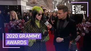 Billie Eilish Confirms James Bond Theme Song Is Finished | E! Red Carpet & Award Shows