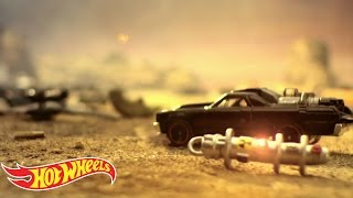 Earth Invaders | @Hot Wheels