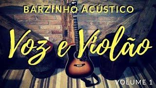 Barzinho Acústico Voz E Violão   Volume 1
