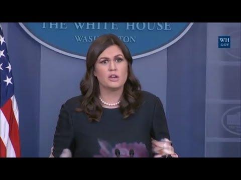 12/14/17: White House Press Briefing