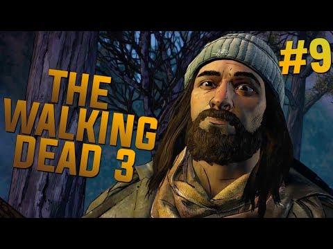The Walking Dead 3 - |#09| - Zrada z vlastních řad! | Český Let's Play | Český překlad