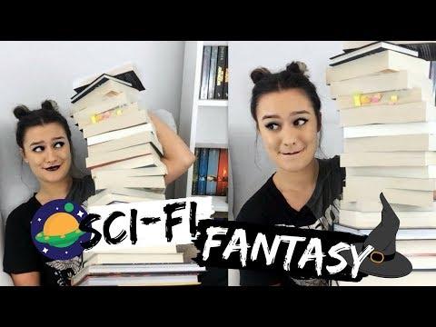 MASSIVE SCI-FI/FANTASY BOOK HAUL