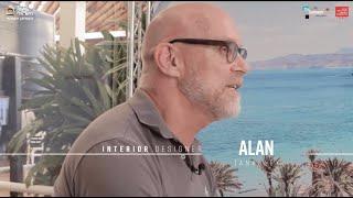 Alan Tanksley | אלן טנסקלי בראיון בלעדי בוועידת האדריכלות והעיצוב של מרכז הבנייה 2019