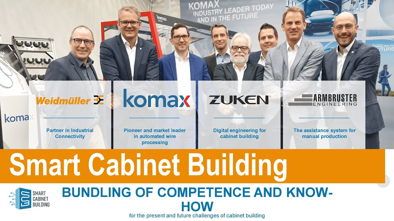 Smart Cabinet Building Days in Brno