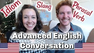 English Conversation Lesson: Learn 3 advanced expressions