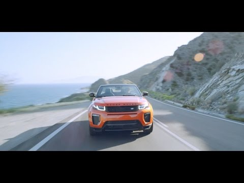 Gerry McGovern Introduces the New Range Rover Evoque Convertible