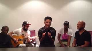 Jacob Latimore   'Heartbreak Heard Around The World' (Acoustic)