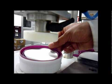 Ensamble Bajadora Tapa 240 Solo Foil Base Hueca.wmv