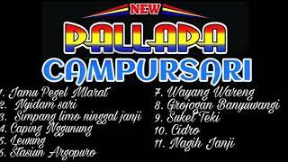 NEW PALLAPA FULL ALBUM CAMPURSARI KENDANG CAK MET TERBARU 2018