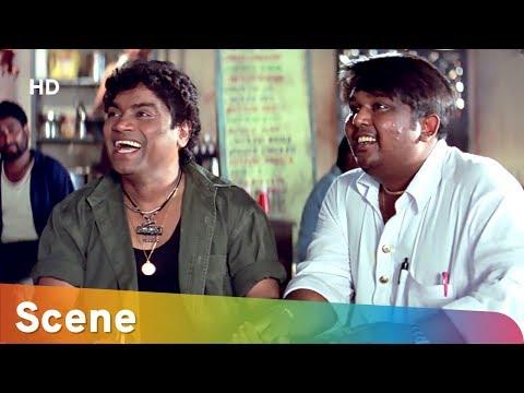Aslam Bhai fooled by a fake director - comedy scene from Love Ke Liye Kuch Bhi Karega