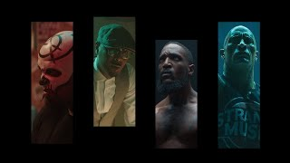 Tech N9ne - Face Off (feat. Joey Cool, King Iso & Dwayne Johnson) | Official Music Video