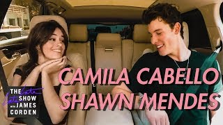 Camila Cabello Got A Ride With Shawn Mendes