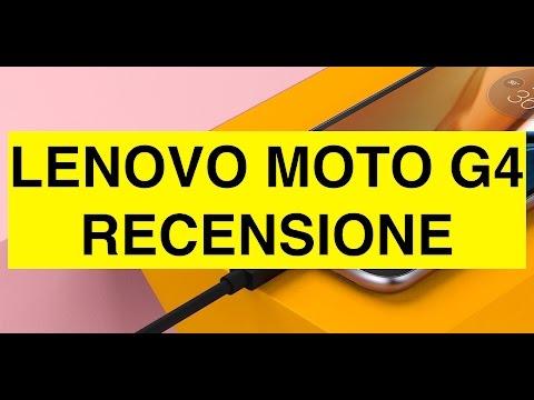 Recensione Lenovo Moto G4 ITA