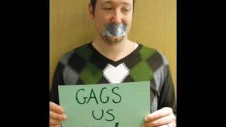 Gordon Campbell's Bill 42 gag law stinks!