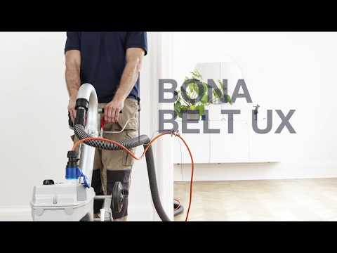 Bona Belt UX brings a smoother sanding experience