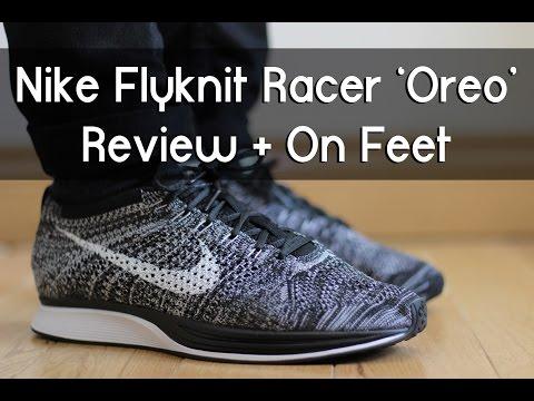 Nike Flyknit Racer schwarz Weiß ab 105,70  im Preisvergleich kaufen Amoy