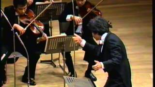 Mozart: Divertimento in D major, K. 136 - III. Presto, Conductor: Seiji Ozawa